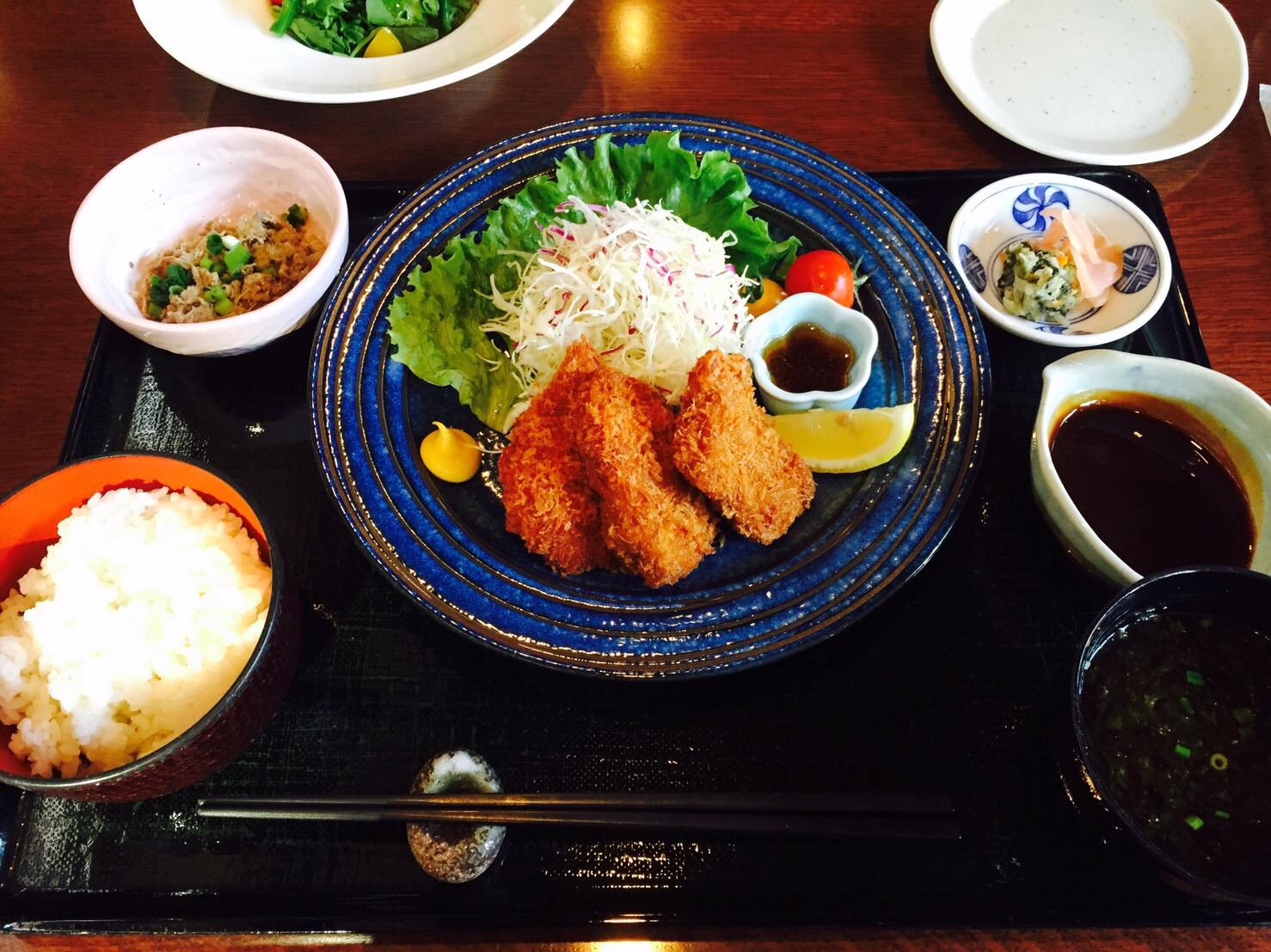 ディズニーシー・レストラン櫻・豚ヒレ肉のカツレツ